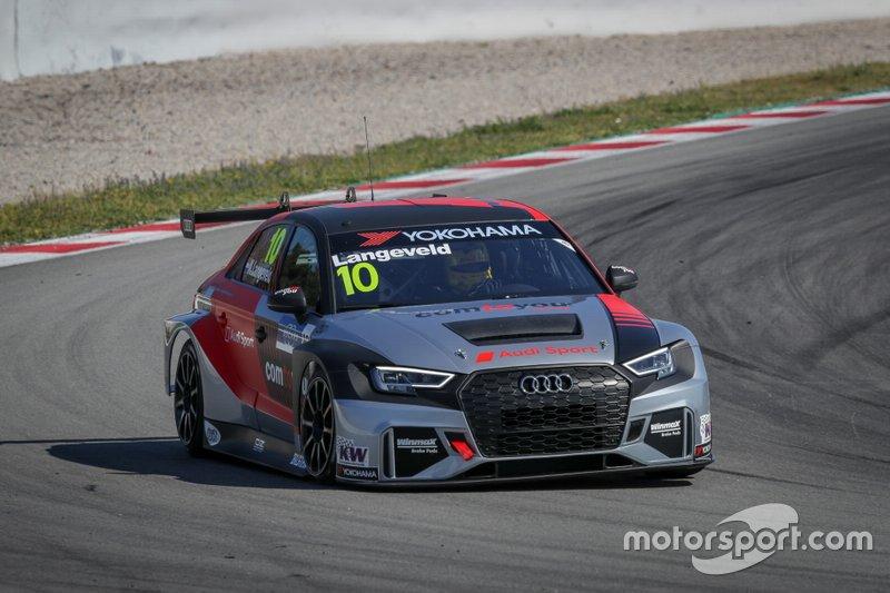 №10. Нильс Лангевельд (Нидерланды, 31 год), Audi RS 3 LMS, команда Comtoyou Team Audi Sport