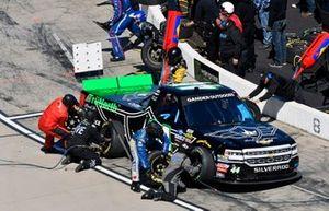 Reid Wilson, Niece Motorsports, Chevrolet Silverado TruNorth/Paul Jr. Designs