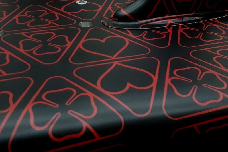Teaser della livrea Alfa Romeo
