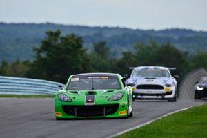 #61 TA4 Ginetta G55 driven by Warren Dexter of Dexter Racing