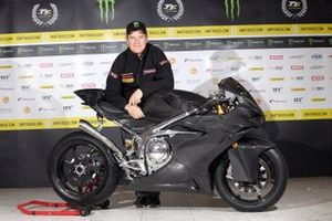 John McGuinness and his Norton