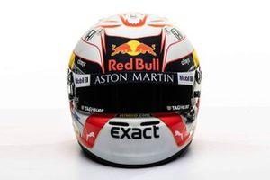 Шлем гонщика Red Bull Racing Макса Ферстаппена