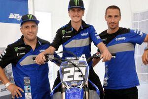 Gianluca Facchetti, Team Yamaha EMX250