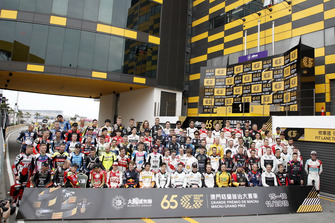 All drivers and riders at Macau