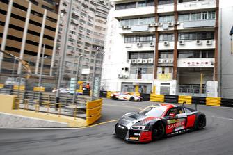 #88 Audi Sport Team WRT Speedstar Audi R8 LMS: Dries Vanthoor without rear wing