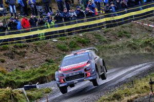 Craig Breen, Scott Martin, Citroën World Rally Team Citroën C3 WRC Andre Lavadinho
