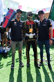 Daniel Ricciardo, Red Bull Racing en Max Verstappen, Red Bull Racing