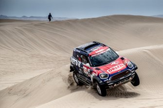 Якуб Пшигоньский и Том Колсул, ORLEN X-raid Team, MINI JCW Rally (№303)
