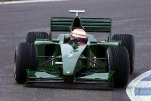 Eddie Irvine, Jaguar R1