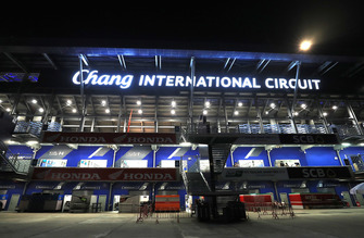 Chang International Circuit in Buriram