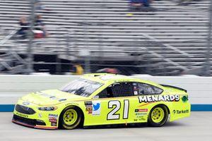 Paul Menard, Wood Brothers Racing, Ford Fusion Menards / Tarkett