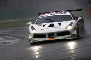 #408 Ferrari 488, Ferrari Jakarta: Renaldi Hutasoit