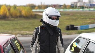 Пілот команди SDrive Владислав Сінані