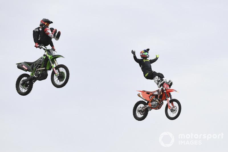 MotoX freestyle