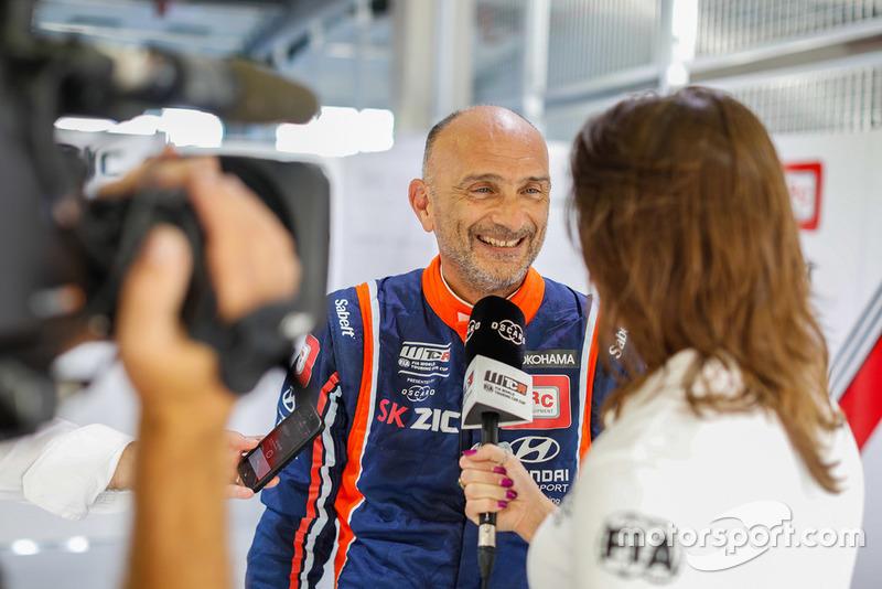 Gabriele Tarquini, BRC Racing Team