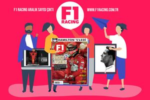 F1 Racing Aralık