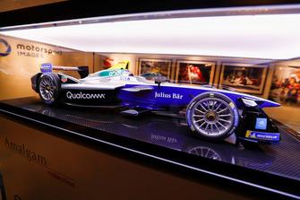 Modelo de Amalgam del coche Fórmula E