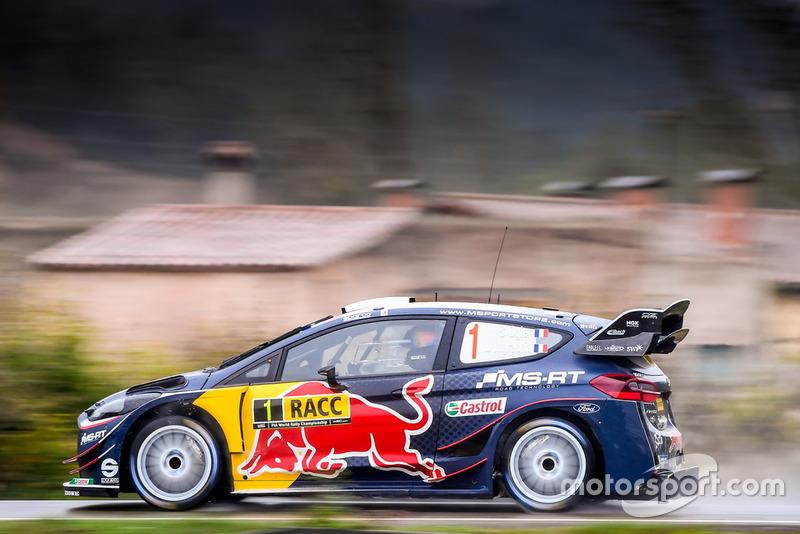 Coche de Rallies del Año: M-Sport Ford WRT Ford Fiesta WRC