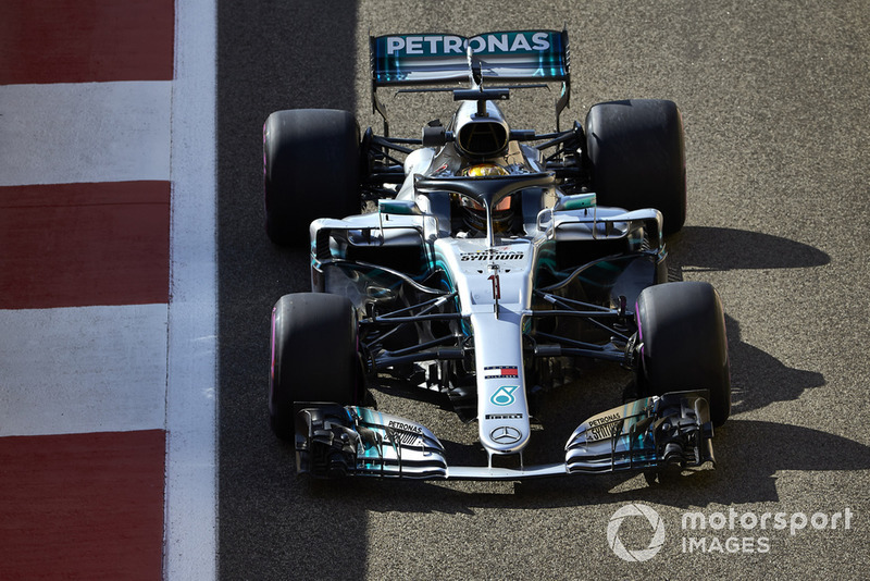 2018: Mercedes AMG F1 W09 EQ Power+