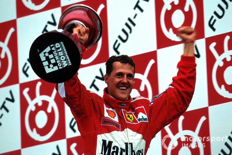 GP de Japón 2000
