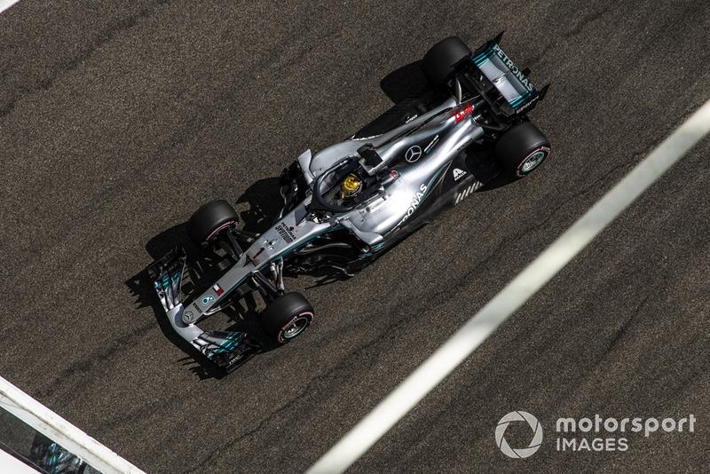 7. 2018 - Lewis Hamilton, Mercedes (77,7%)