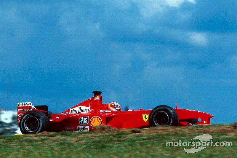 #37 GP du Brésil 2000
