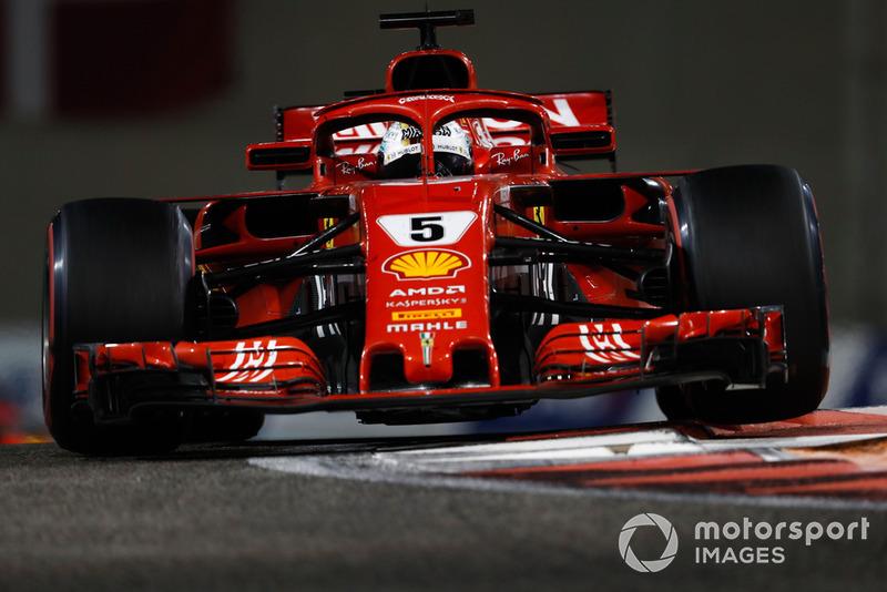 2018 - Ferrari SF71H