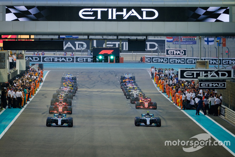 Cars roll off the grid