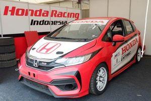 Car of Alvin Bahar, Honda Racing Indonesia