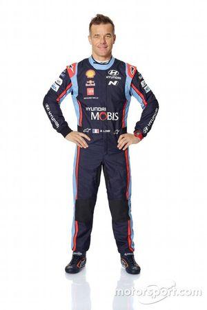 Sébastien Loeb, Hyundai Motorsport