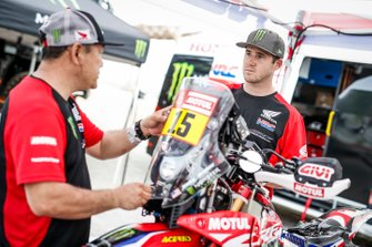#15 Monster Energy Honda Team: Ricky Brabec