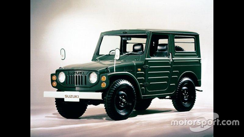 Suzuki Jimny - ретро