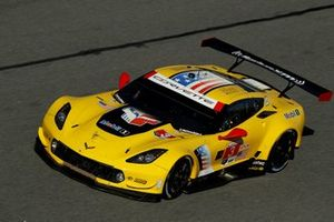 #3 Corvette Racing Corvette C7.R, GTLM: Jan Magnussen, Antonio Garcia, Mike Rockenfeller.