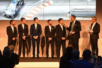Timo Glock, Marco Wittmann, Joel Eriksson, Philipp Eng, Bruno Spengler, Jens Marquardt