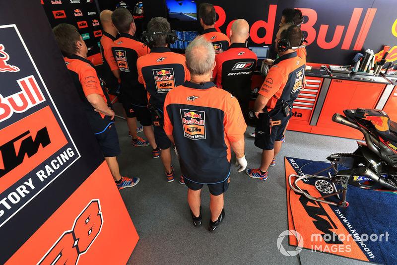 Kru Red Bull KTM Factory Racing