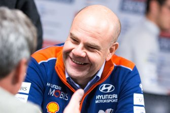Andrea Adamo, Team Director of Hyundai Motorsport
