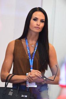 Minttu Virtanen, wife of Kimi Raikkonen