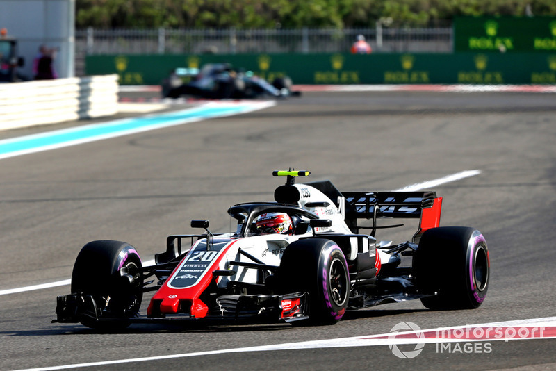 10. Kevin Magnussen, Haas F1 Team VF-18