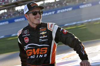 Spencer Gallagher, GMS Racing, Chevrolet Silverado Allegiant