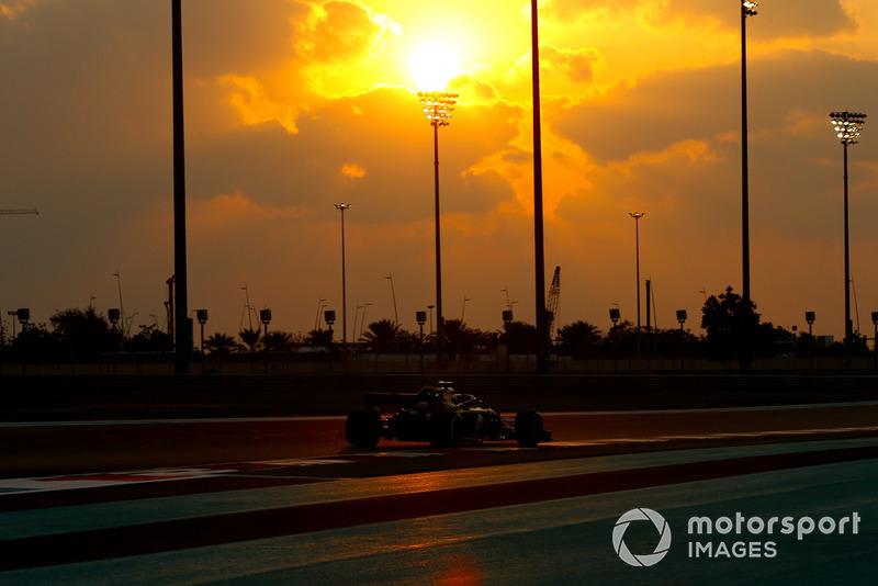 Nico Hulkenberg, Renault Sport F1 Team R.S. 18 Jean Petin