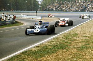 Франсуа Север, Tyrrell 002