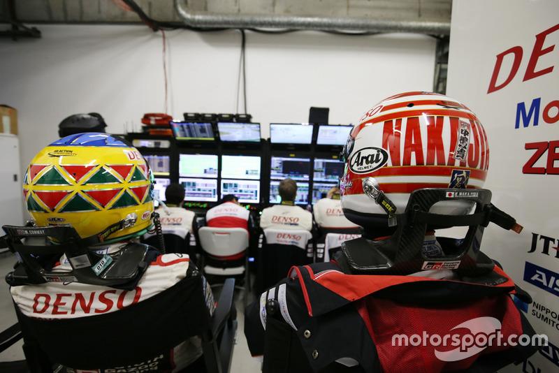 Mike Conway, Kazuki Nakajima, Toyota Gazoo Racing
