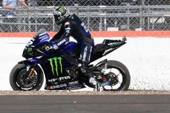 Maverick Viñales, Yamaha Factory Racing, se va de largo
