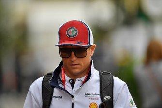 Kimi Raikkonen, Alfa Romeo Racing