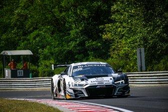 #1 Belgian Audi Club Team WRT Audi R8 LMS GT3: Ezequiel Perez Companc, Dries Vanthoor