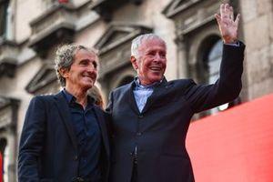 Alain Prost ve Cesare Fiorio