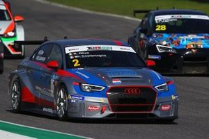 Mariano Costamagna, Roberto Olivo, RS+A, Audi RS 3 LMS TCR