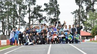 Festival Brasileiro de Kart Indoor da AMIKA