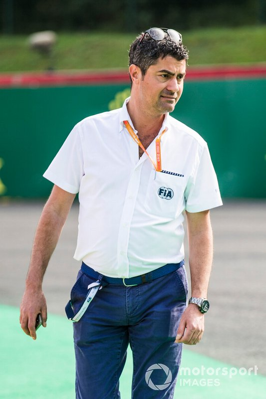 Michael Masi, FIA Race Director