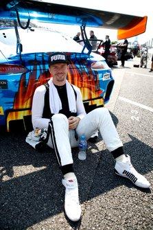 #75 SunEnergy1 Racing Mercedes-AMG GT3: Nico Bastian